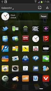 Next-Launcher-Theme-For-Galaxy 2