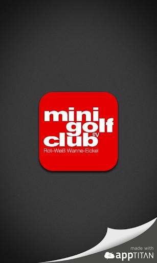 Minigolf WE