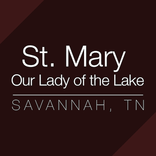 St Mary/Our Lady of the Lake LOGO-APP點子