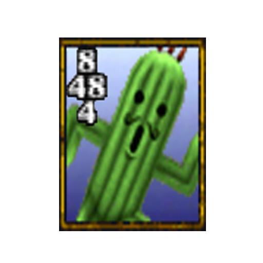 FF8 Triple Triad Card List