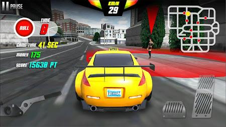 Taxi Drift 1.0 screenshot 43664