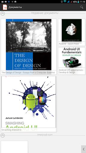 Lite PDF reader viewer