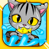 Stinky Kitties Fishing