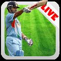 Cricket App - IND v WI ODI icon