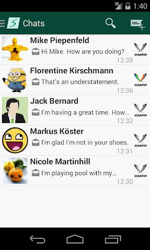 【免費通訊App】anderChat Messenger (alpha)-APP點子