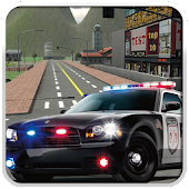 Police Car Driver 3D APK for Bluestacks