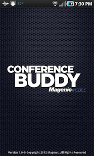 ConferenceBuddy- screenshot thumbnail