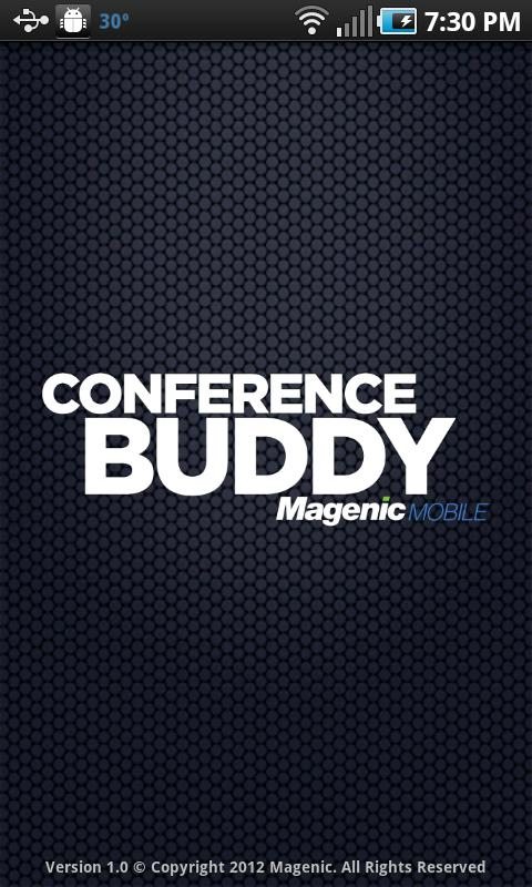 ConferenceBuddy - screenshot