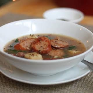Christmas Soup.