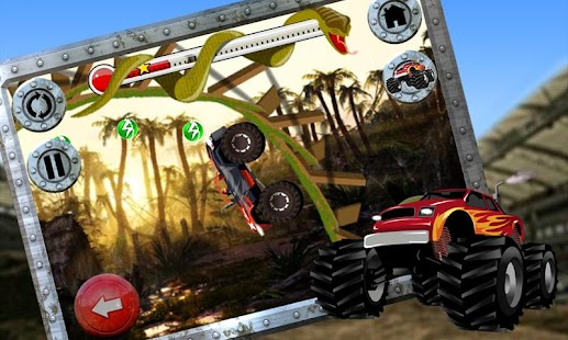 Top Truck Free - screenshot thumbnail
