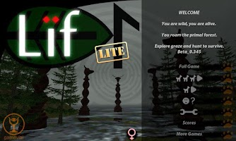 Screenshot of Lif Lite