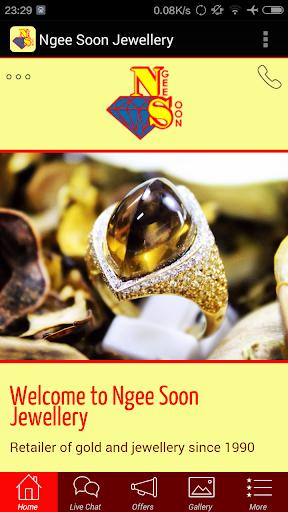 Ngee Soon Jewellery Pte Ltd