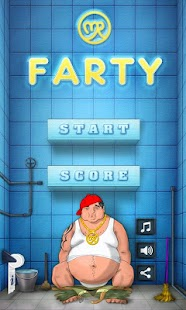 Mr Farty Jump - screenshot thumbnail