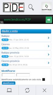 APPide. Foro de Sindicato PIDE - screenshot thumbnail
