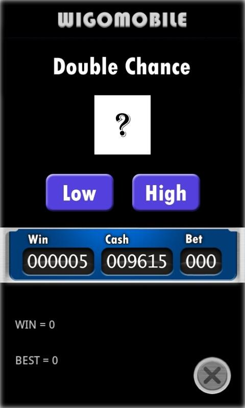 VideoPoker- screenshot