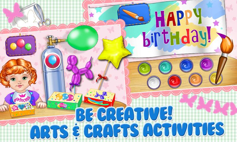 Baby Birthday Party Planner- screenshot