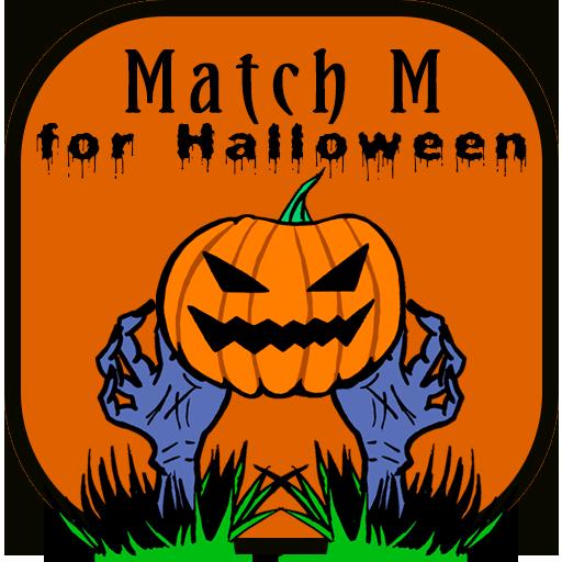 Match M for Halloween 休閒 App LOGO-APP試玩