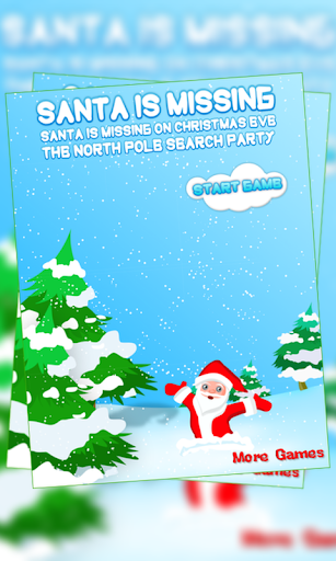 Santa is Missing on Christmas+