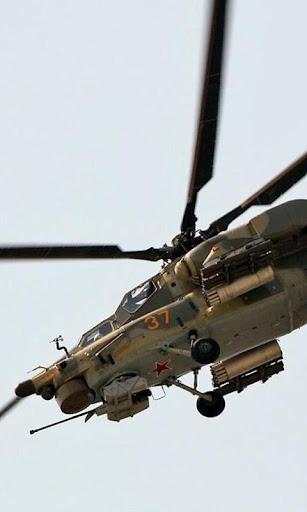 MI24直升机主题