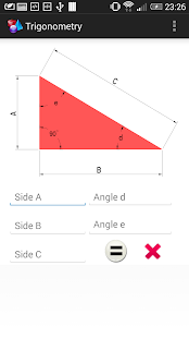Geometry Calculator Free screenshot