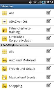 ADAC Maps für Mitglieder - screenshot thumbnail