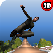 Acrobat Shoot And Run 3D