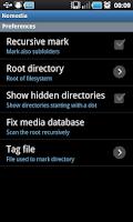 Screenshot of Nomedia