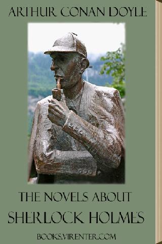 Novels about Sherlock Holms