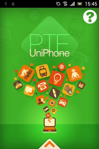 PTE UniPhone – A PTE Iránytűje