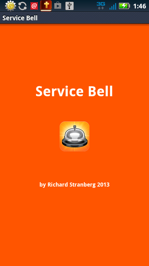 Service Bell- screenshot