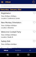 Screenshot of CruiseMonkey
