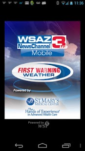 WSAZ Weather - screenshot thumbnail