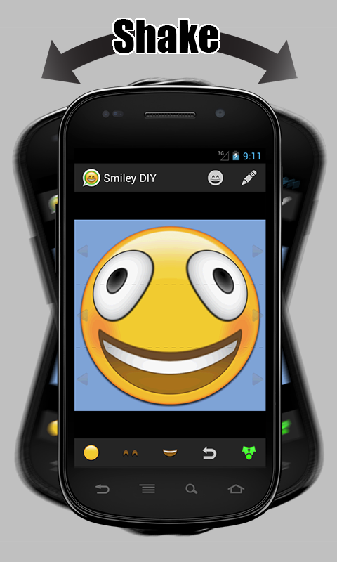 Smiley DIY for Chat- screenshot
