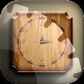 Analog Wood Clock