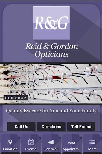 Reid Gordon Opticians