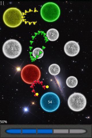 GalaxIR- screenshot