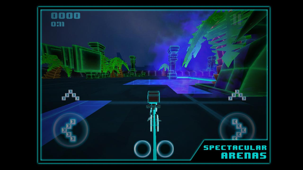 LightSpeeder - screenshot