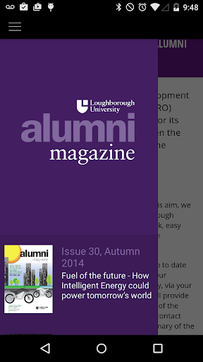 Loughborough Alumni Magazine