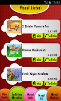 Screenshot of Masal Diyarı