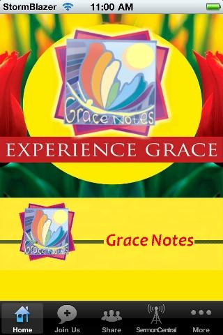 Grace Notes Sermon Ministry