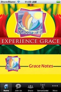 Grace Notes Sermon Ministry- screenshot thumbnail