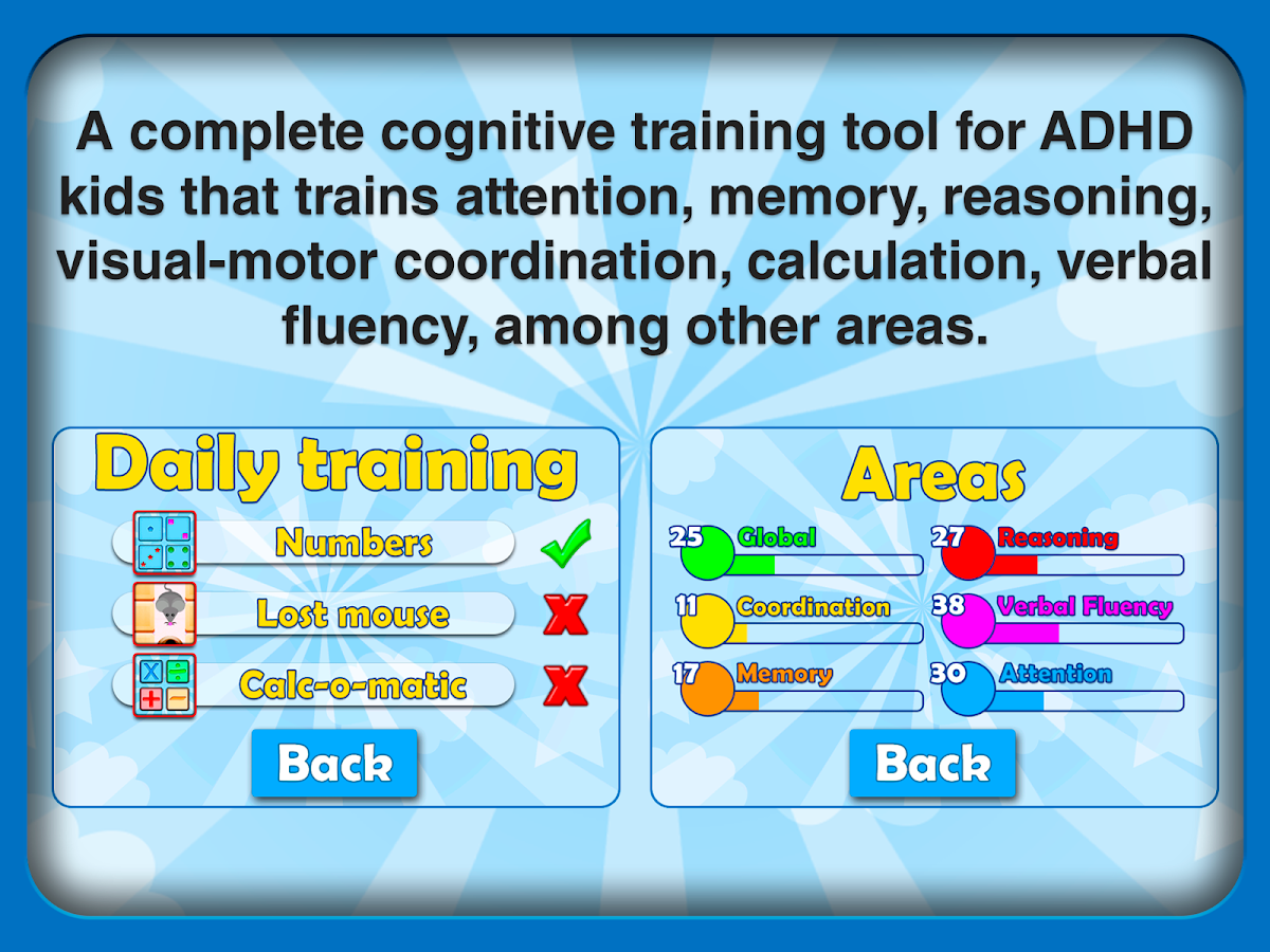 APPS for kids with ADHD- screenshot