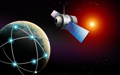 衛星追踪器