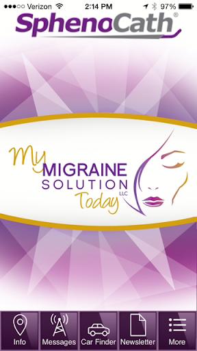 My Migraine Solution Today