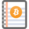 Bitcoin Paper Wallet icon