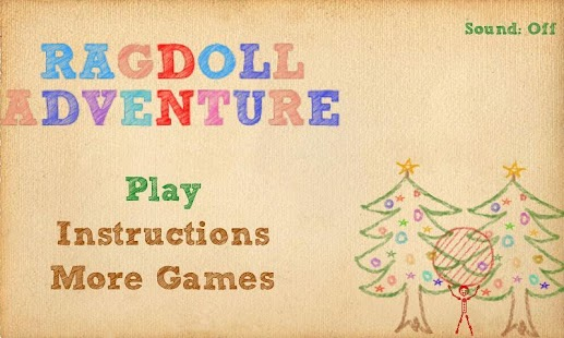 Ragdoll Adventure- screenshot thumbnail