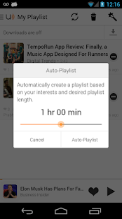 Umano: Listen to News Articles - screenshot thumbnail
