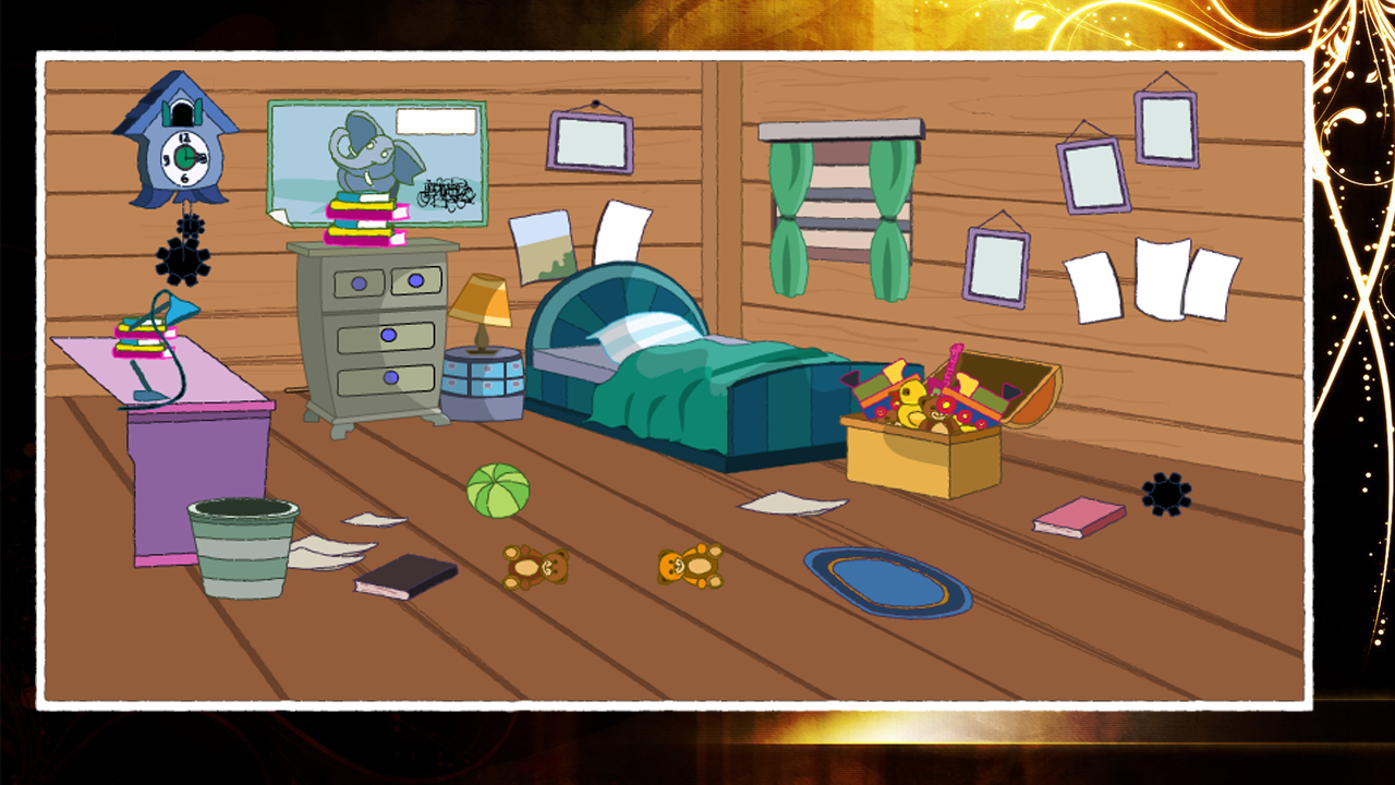 Toys room escape android apps on google play for Small room escape 12