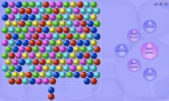 Screenshot of Bubble Shooter Classic Free