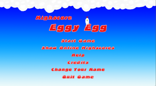 Eggy Egg Sprung Highscore